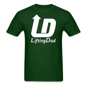 LiftingDad - Men's T-Shirt