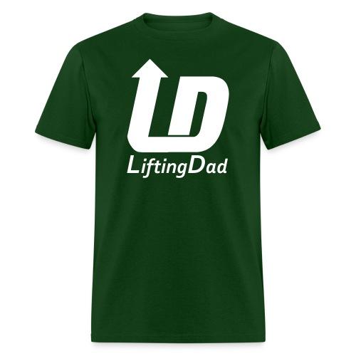 LiftingDad - Men's T-Shirt