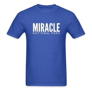 MIRACLE NATIONAL PARK - Men's T-Shirt