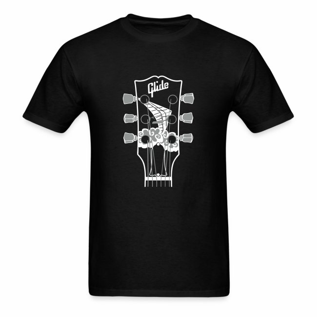 Glide Men's T-shirt (white/gray)