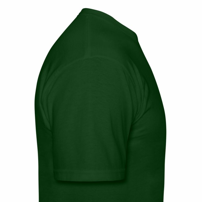 Glide Men's T-shirt (white/green)