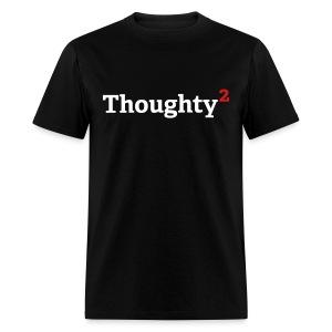 Thoughty2 - Men's T-Shirt