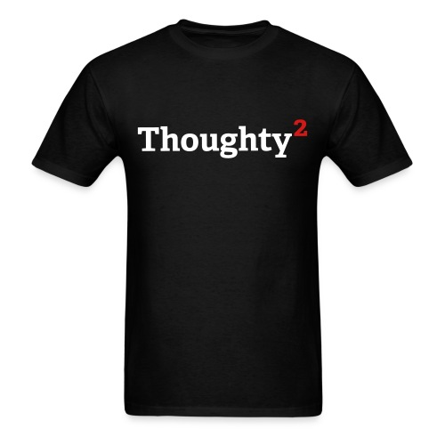 Thoughty2 - Men's T-Shirt