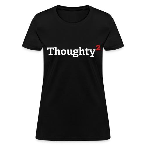 Thoughty2 - Women's T-Shirt