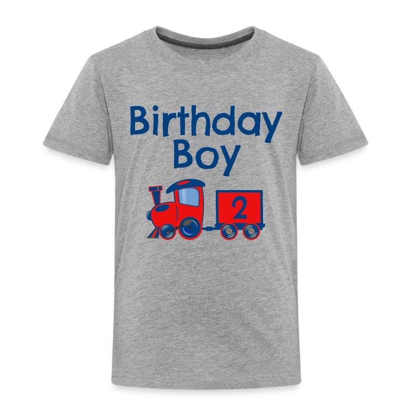 Birthday Boy Train 2 T-Shirt