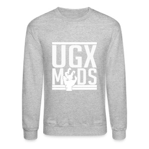 Stencil Logo Crew Neck Sweater - Crewneck Sweatshirt