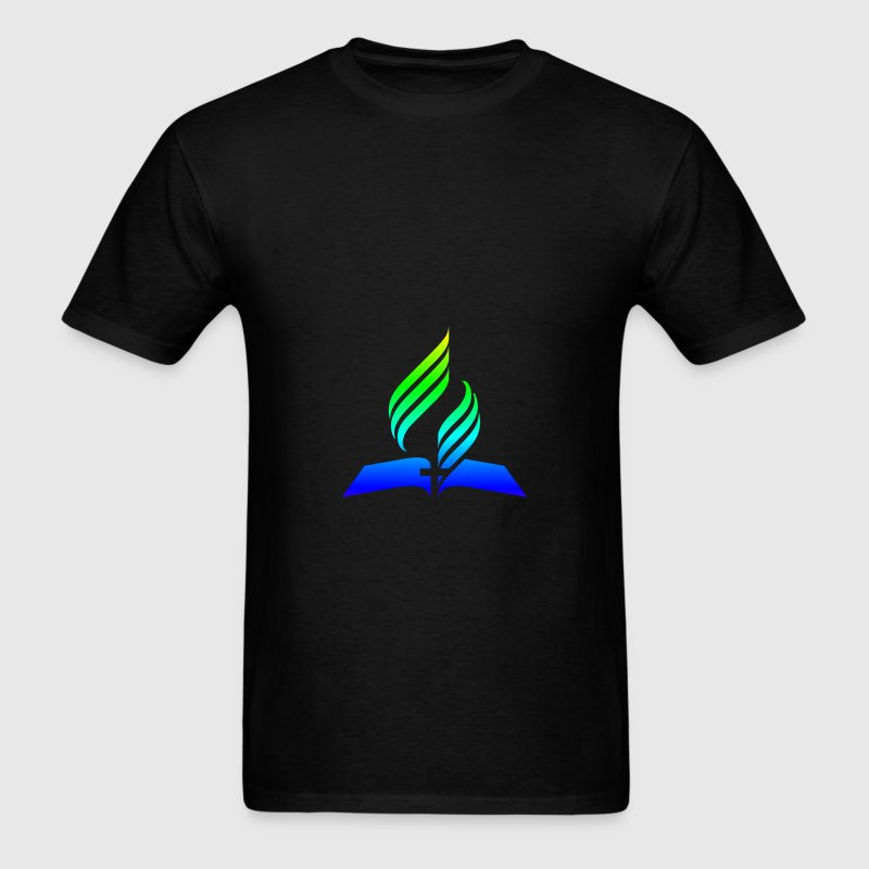 Rainbow 7th Day Adventist.png T-Shirts - Men's T-Shirt