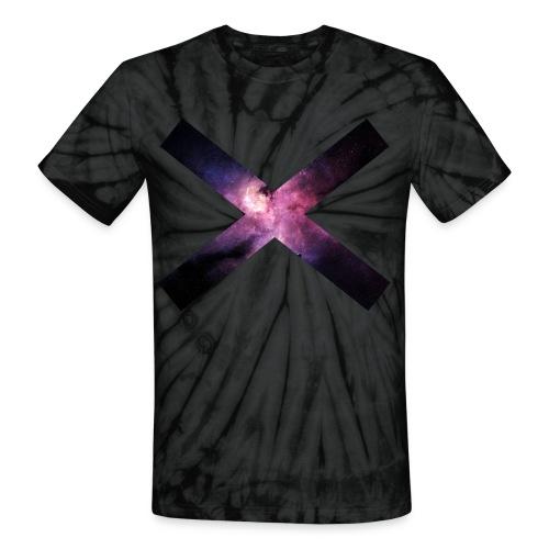 Galaxy t (womans) - Unisex Tie Dye T-Shirt