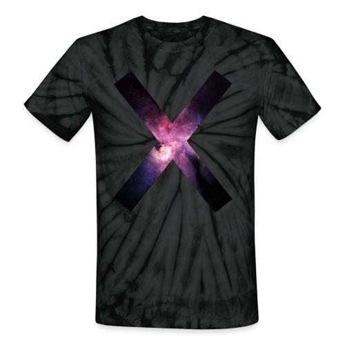 Galaxy shirt ( Ethan Maccas symbol) - Unisex Tie Dye T-Shirt