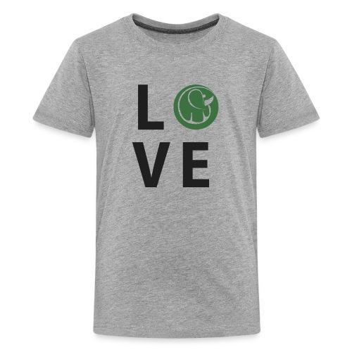 Kids TShirt Love Elephants - Kids' Premium T-Shirt