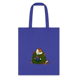 Friday Cat №23 - Tote Bag