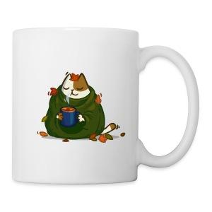 Friday Cat №23 - Coffee/Tea Mug