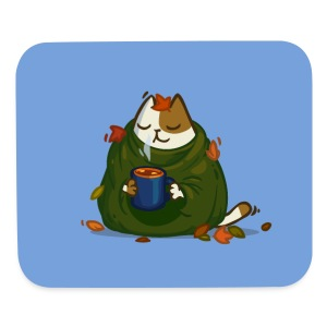 Friday Cat №23 - Mouse pad Horizontal