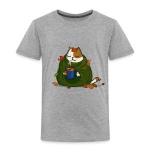 Friday Cat №23 - Toddler Premium T-Shirt