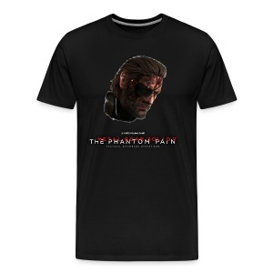 Metal Gear Solid 5 The Phantom Pain  - Men's Premium T-Shirt