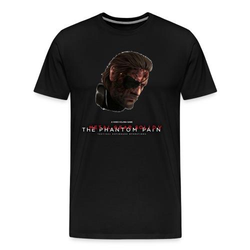 Metal Gear Solid 5 The Phantom Pain  - Men's Premium T-Shirt