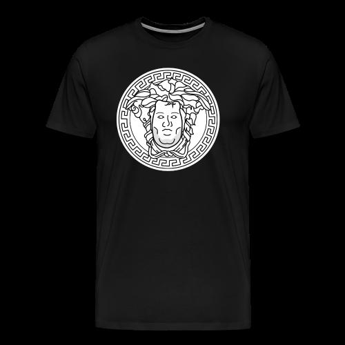 Chrisace 'Meh'-dusa - Men's Premium T-Shirt