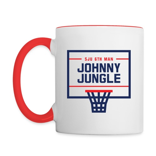 Johnny Jungle Coffee Mug - Contrast Coffee Mug
