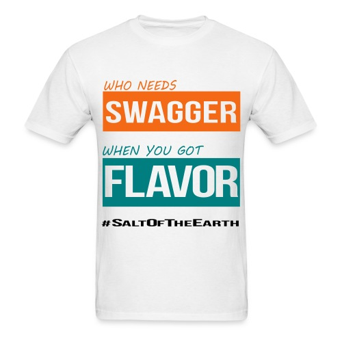 Who needs Swagger - Men's T-Shirt