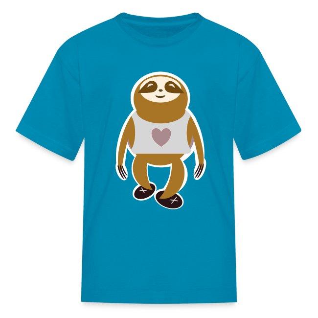 Kids Run Sloth T