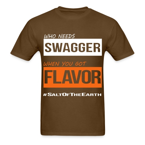 Who needs Swagger? - Men's T-Shirt