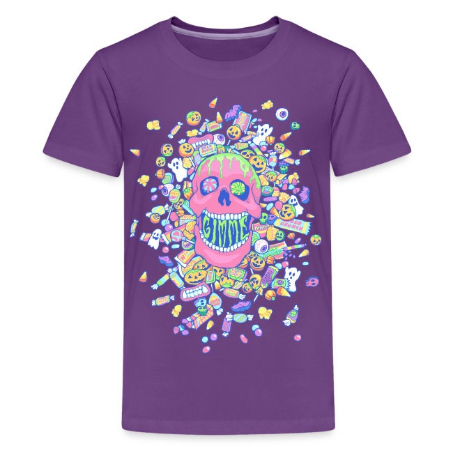 Gimme Candy Shirt - Kid's, Pastel