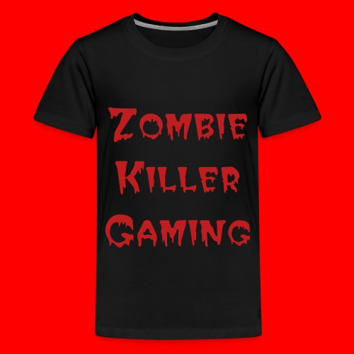 Zombie Killer Gaming Kids Premium - Kids' Premium T-Shirt