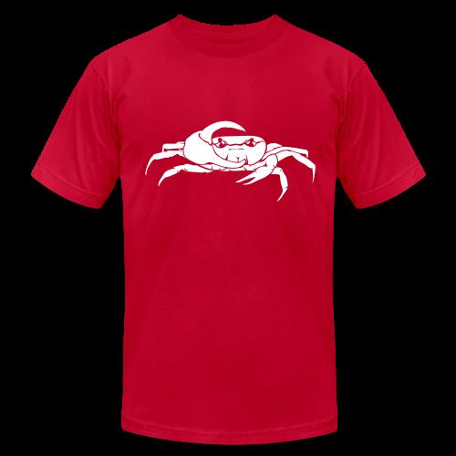 Mellowvision Red Fiddler T - Men's Fine Jersey T-Shirt