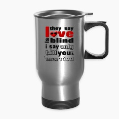 love-is-blind Mugs & Drinkware