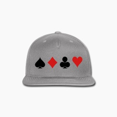 Card Game - Playind Card Caps