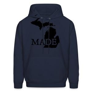 MADE IN MICHIGAN - Men's Hoodie