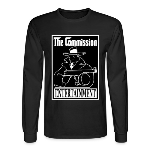 The Commission Entertainment - BASIC Long Sleeve - Men's Long Sleeve T-Shirt