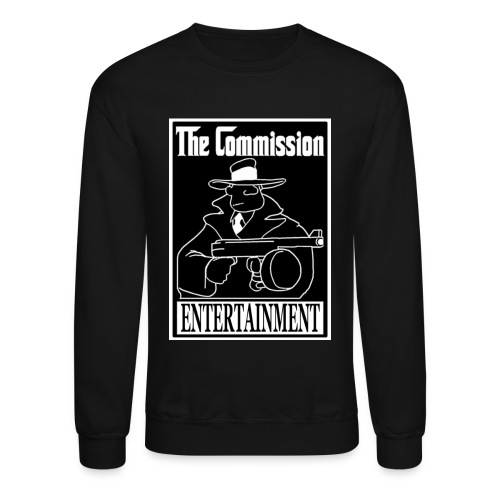 The Commission Entertainment - BASIC Crew Neck - Crewneck Sweatshirt