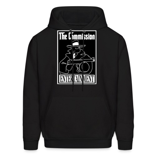 The Commission Entertainment - BASIC Men's Hoodie - Men's Hoodie
