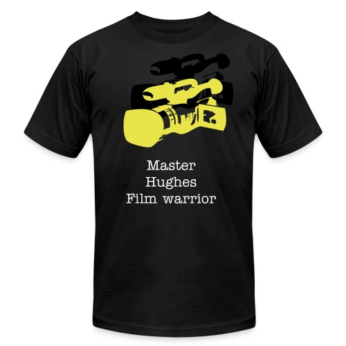 Men's t shirt  Film warrior - Men's Fine Jersey T-Shirt