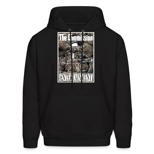 The Commission Entertainment - GSC Logo - Men's Hoodie