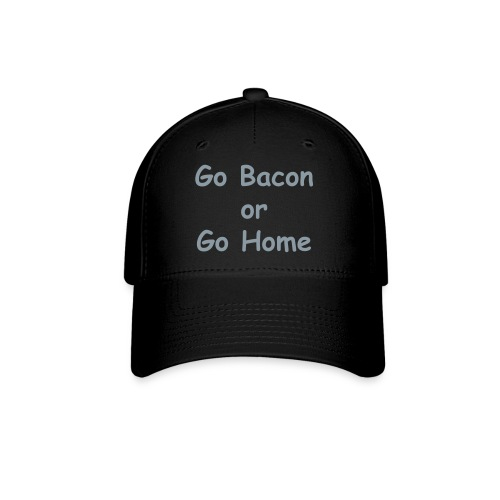 Go Bacon Cap - Baseball Cap