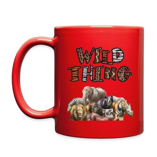 Wild Thing Coffee Mug - Full Color Mug