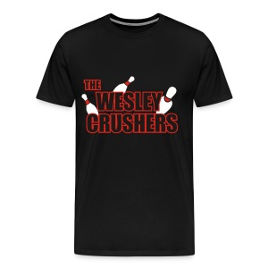 Wesly crushers - Men's Premium T-Shirt