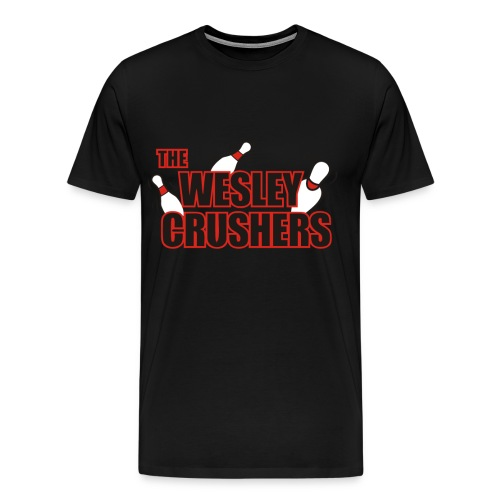 Wesly crushers - Men's Premium T-Shirt