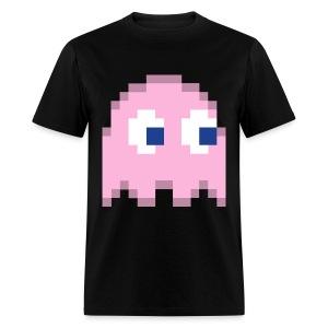 Pink ghost  - Men's T-Shirt