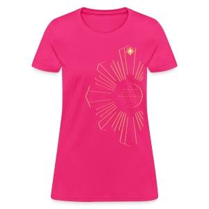 Te Ama Cristo - Women's T-Shirt