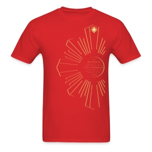 Te Ama Cristo #2 - Men's T-Shirt
