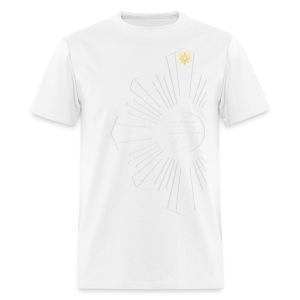 Te Ama Cristo #1 - Men's T-Shirt