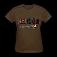 Women's T-Shirts ~ Women's T-Shirt ~ Smash & Grab