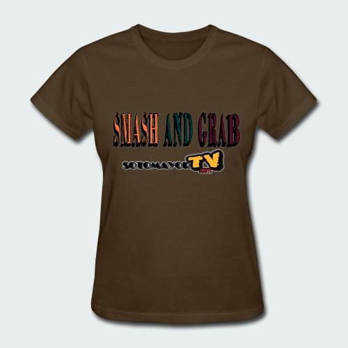 Smash & Grab - Women's T-Shirt