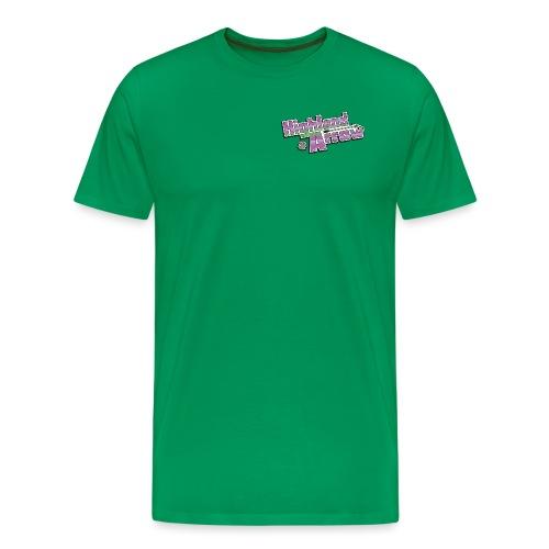 Men's HA Logo Tee - Men's Premium T-Shirt