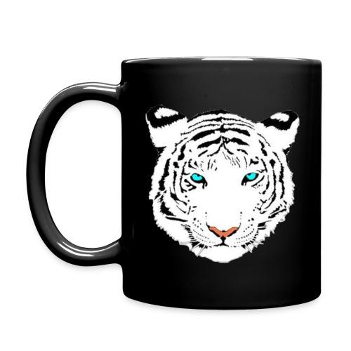 White Tiger Coffee Mug - Full Color Mug