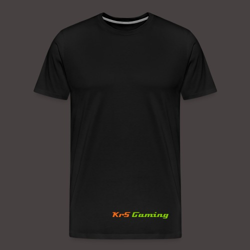 KrS Gaming Logo - Men's Premium T-Shirt