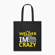 Crazy Welder Bags & backpacks